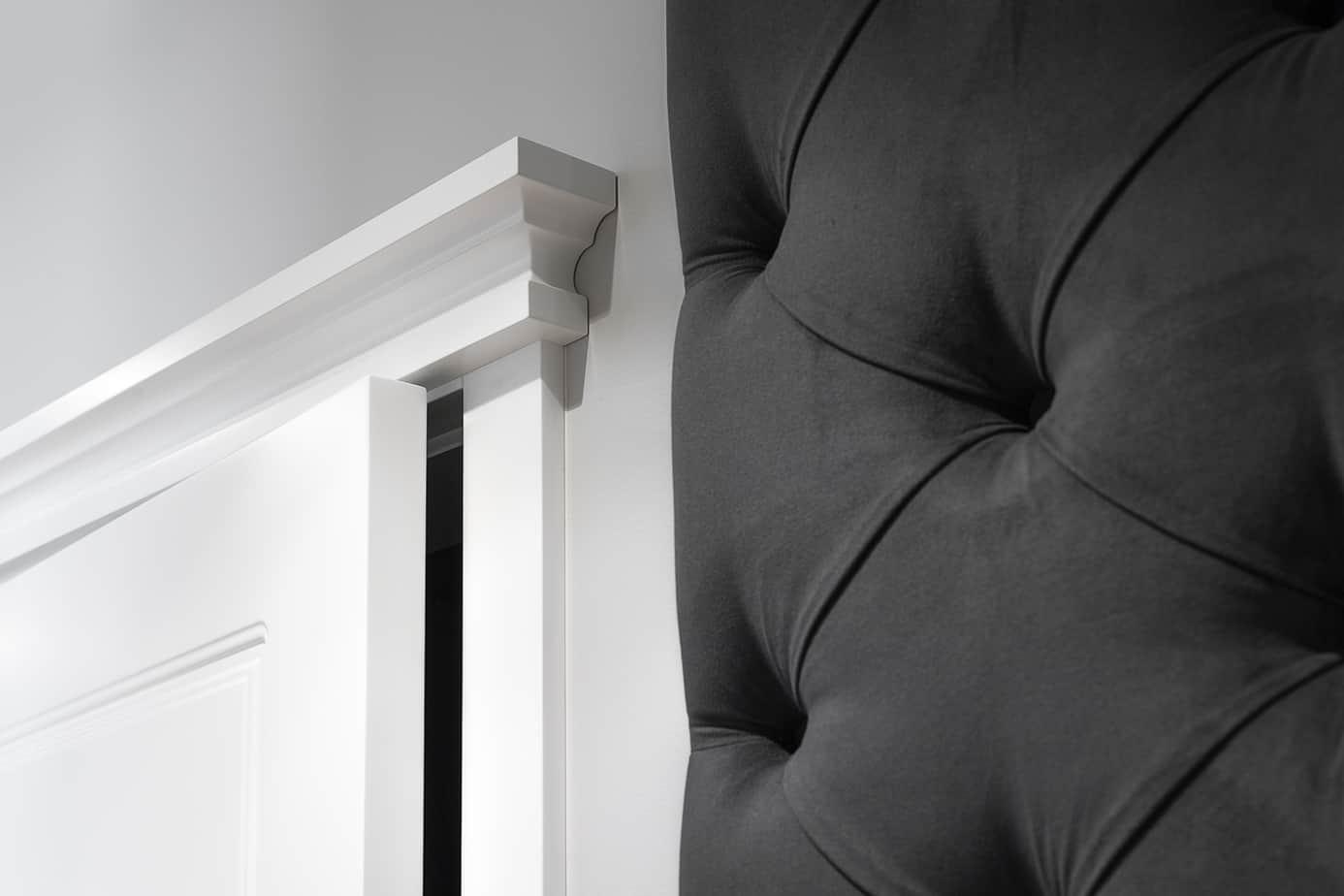 Drzwi klasyczne stylizowane